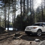 2011 Ford Explorer SUV (1)