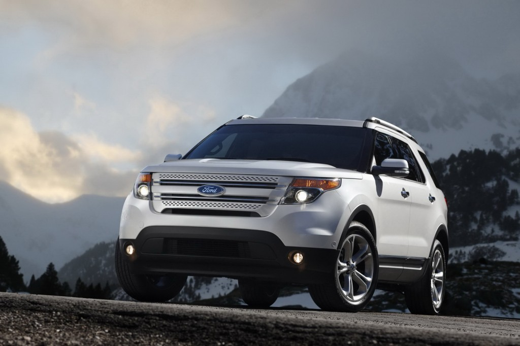 2011 Ford Explorer SUV 126 1024x682 2011 Ford Explorer SUV   Photos, Price, Reviews, Specifications