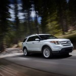 2011 Ford Explorer SUV (2)