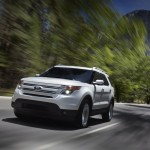 2011 Ford Explorer SUV (3)