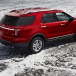 2011 Ford Explorer SUV (5)