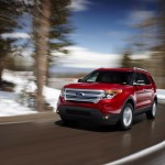 2011 Ford Explorer SUV (7)