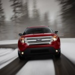 2011 Ford Explorer SUV (8)
