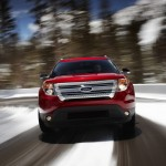 2011 Ford Explorer SUV (9)