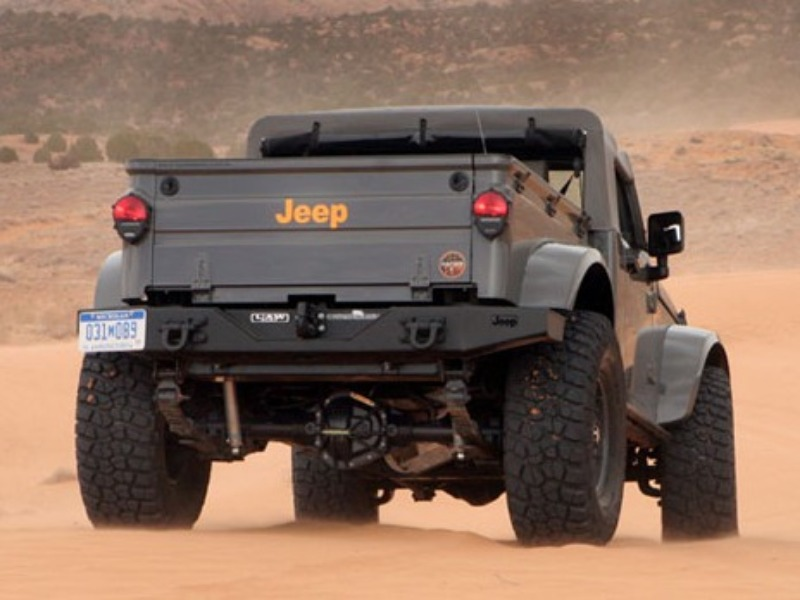 2011 Jeep J8 Nuizer 715 Photos Reviews Specifications