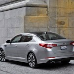 2011 Kia optima exhaust 150x150 2011 New Kia Optima  Photos,Price,Specifications,Reviews