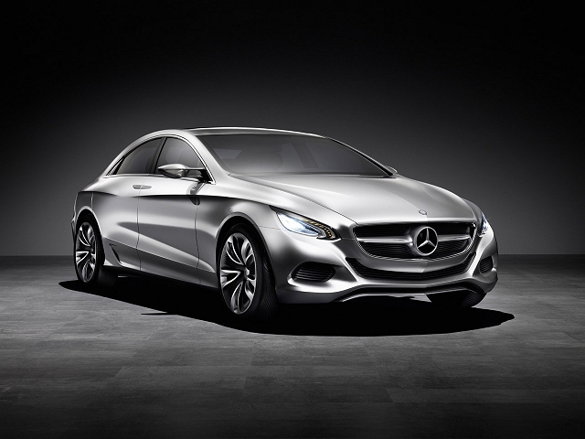 2011 Mercedes Benz F800 Style Concept Front Side View 2011 Mercedes Benz F800 Concept   Reviews, Specifications, Photos, Price