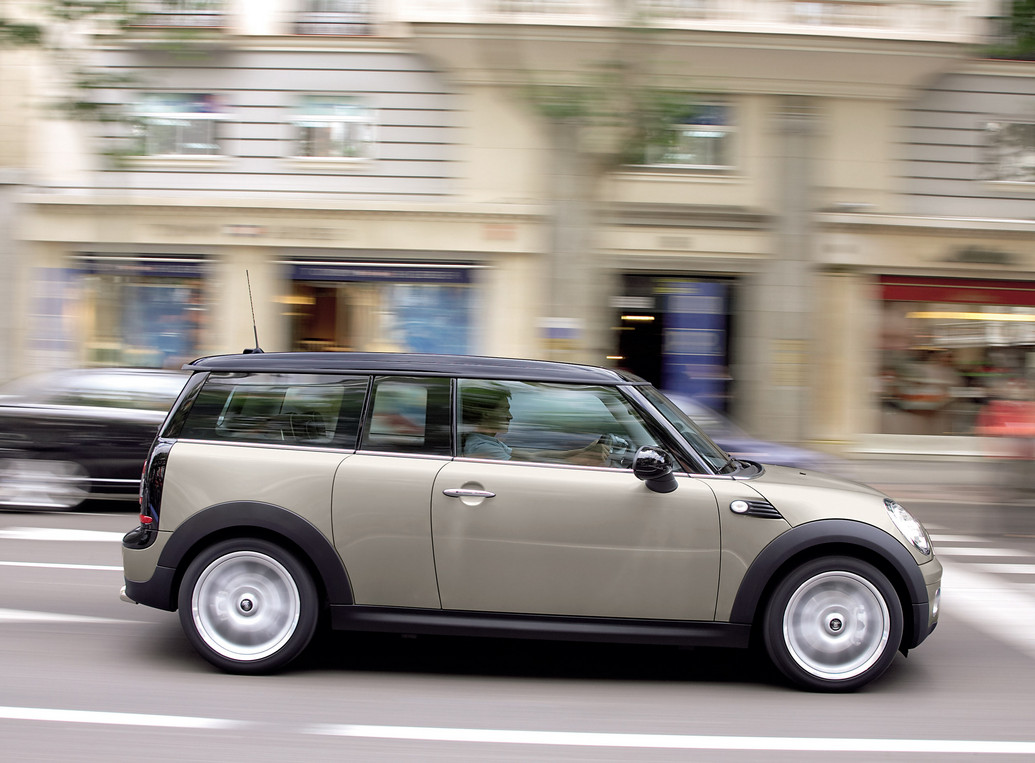 2011 Mini Clubman Photos Price Specifications Reviews