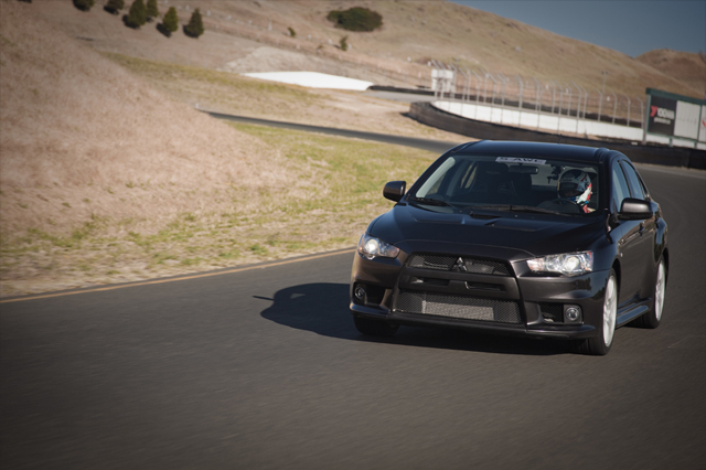 2011 Mitsubishi Lancer Evolution X SE Track 2011 Mitsubishi Lancer  Photos, Price, Specifications, Reviews