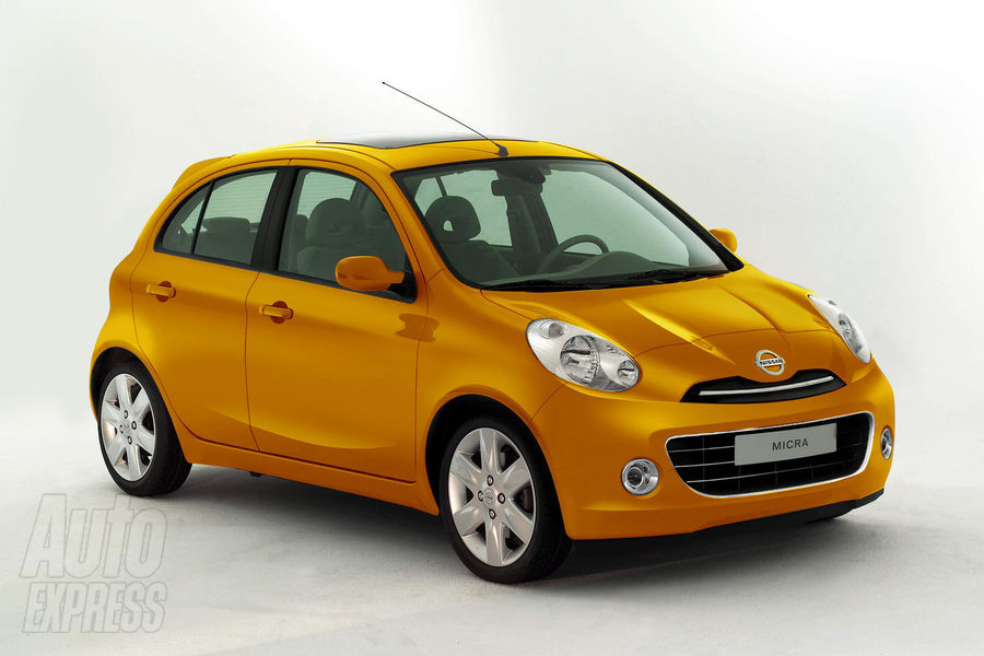2011 Nissan Micra 1 2011 Nissan Micra   Photos, Price, Specifications, Reviews