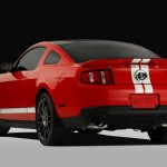 2011 Shelby Mustang GT500 (1)