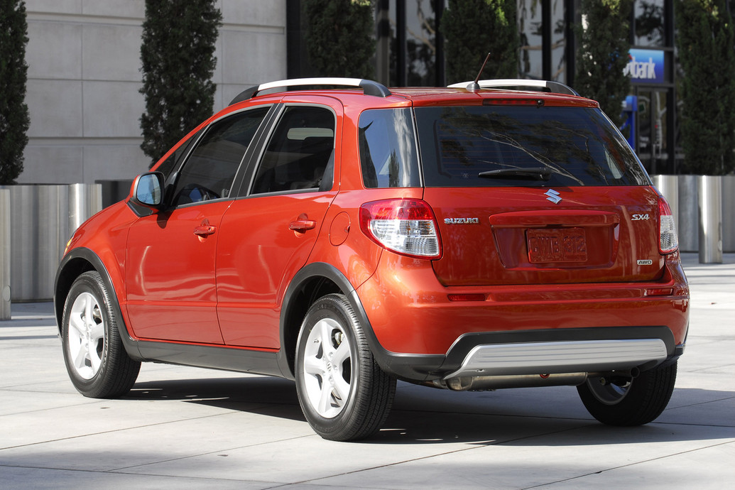 2011 Suzuki Sx4 Photos Price Specifications Reviews