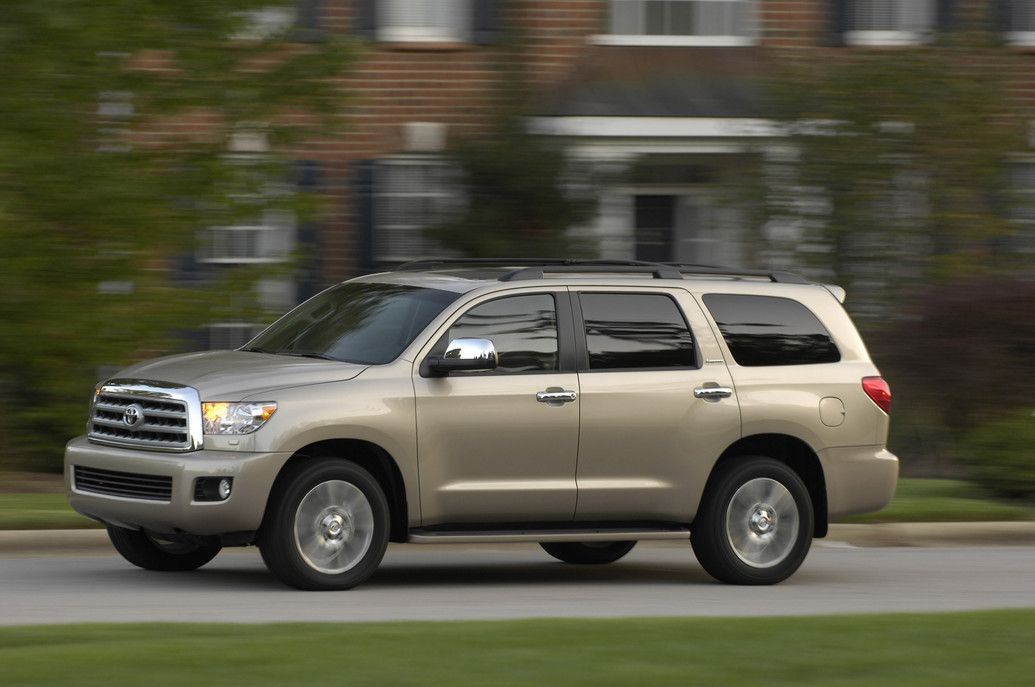 2011 Toyota Sequoia – photos Price Reviews