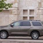 2011 Toyota Sequoia Side View 550x412 150x150 2011 Toyota Sequoia   photos, Price, Reviews, Specifications