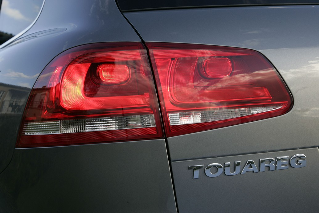 2014 Volkswagen Touareg.  Review…