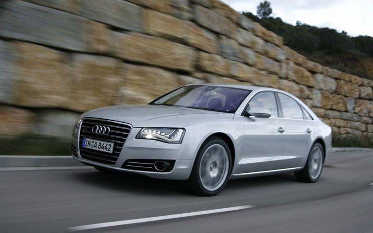 2011 audi a8 front three quarter 1 2011 Audi A8  Photos,Specifications,Price,Reviews