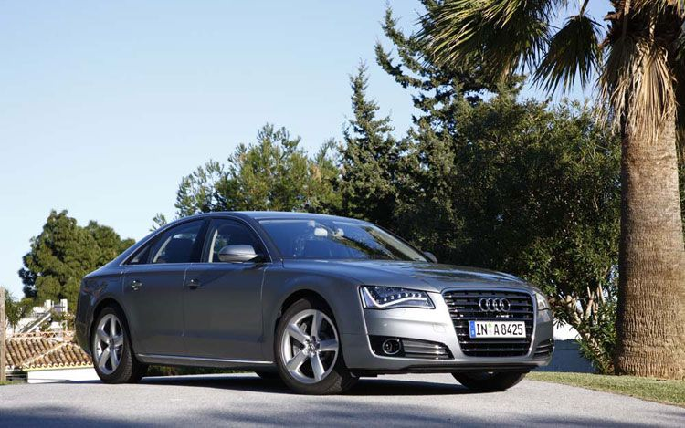 2011 audi a8 front three quarter 2 2011 Audi A8  Photos,Specifications,Price,Reviews