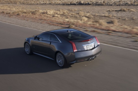 2011 cadillac cts v coupe 1 550x366 2011 Cadillac 556HP CTS V Wagon  Reviews,Photos,Price,Specifications