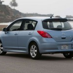 2011 nissan versa rear left 150x150 2011 Nissan Versa Sedan   Reviews, Photos, Specifications, Price