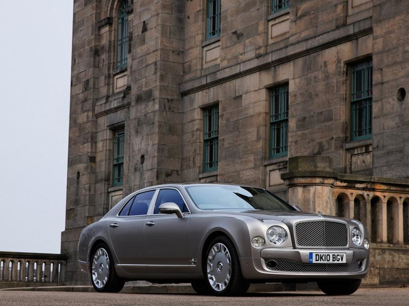 2011 Bentley Mulsanne 02 2011 Bentley Mulsanne   Photos, Price, Reviews, Specifications