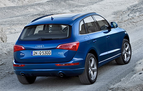 2011 Audi Q5 – Reviews, price, photos, Specifications