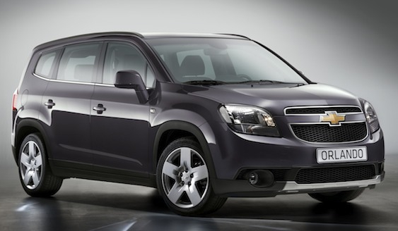 2011 chevrolet orlando press images main New 2011 Chevrolet Orlando  Price,Photos,Specifications,Reviews