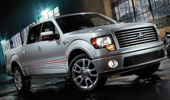 2011 ford harley davidson f 150 images main 2011 Ford Harley Davidson F 150   Photos, specifications, Reviews