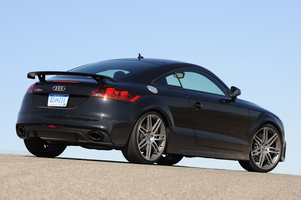 2012 Audi TT RS – Reviews, Price, Photos, Specifications ...