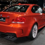 2012 BMW 1 Series M Coupe (2)