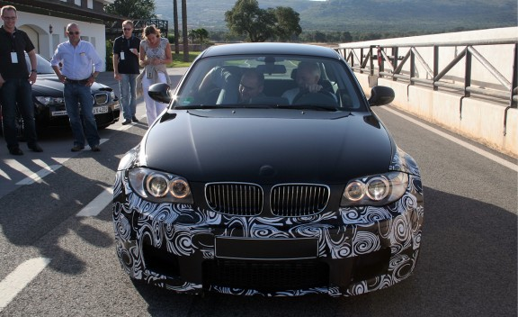 Instead it will be dubbed 1 Series M Coupe. BMW 1 Series M Coupe is the