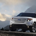 2012 Ford Escape Hybrid SUV (1)