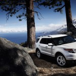 2012 Ford Escape Hybrid SUV (2)