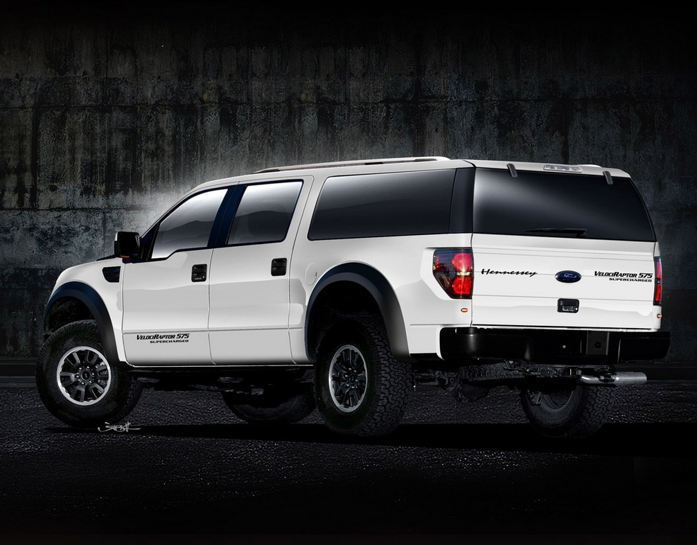2012 Hennessey VelociRaptor APV 244984249 2012 Hennessey Velociraptor APV   Reviews, Specifications, Price, Photos