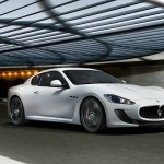 2012 Maserati GranTurismo MC Stradale Front Side View 150x150 2012 Maserati Granturismo MC Stradale   Photos, Price, Specifications, Reviews