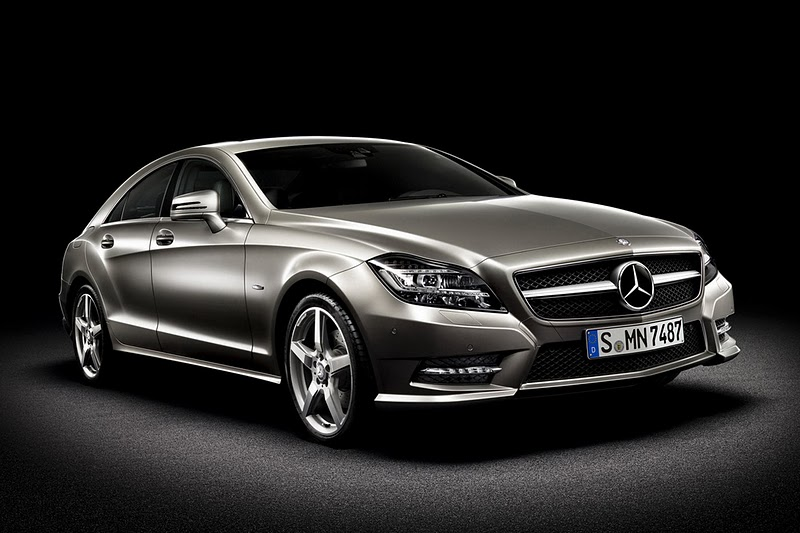 2012 Mercedes Benz CLS Class Front Side View 2012 Mercedes Benz CLS   Price, Photos, Specifications, Reviews