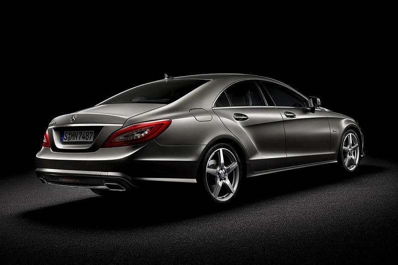 2012 Mercedes Benz CLS Class Rear Side View 2012 Mercedes Benz CLS   Price, Photos, Specifications, Reviews