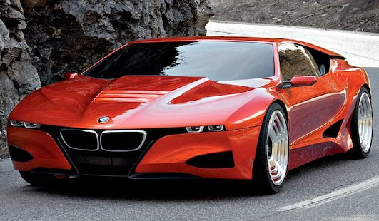 2012 bmw m1 hommage concept 2011 BMW M1   Photos, Specifications, Price, Reviews