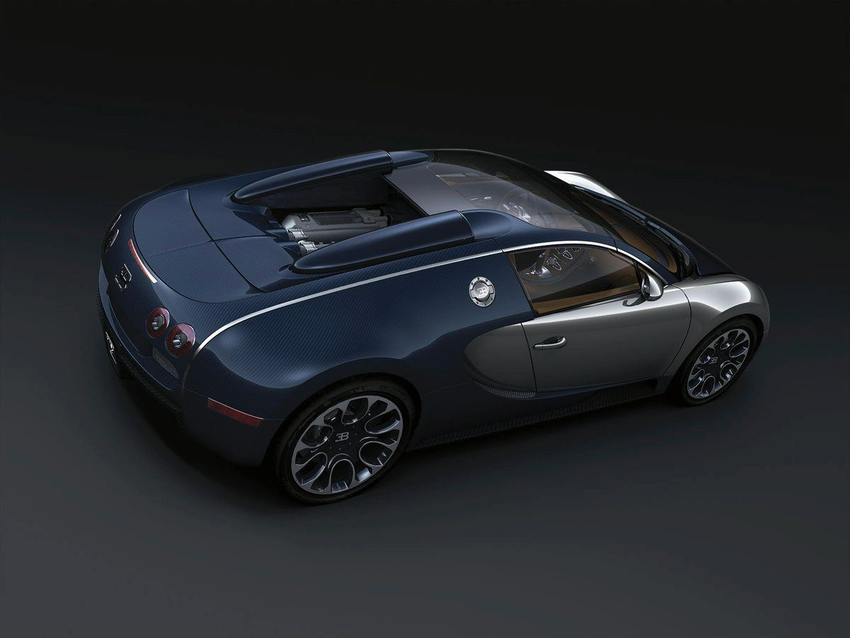 Bugatti Grand Sport Sang Bleu 2012 Bugatti Veyron   Price, Photos, Specifications, Reviews