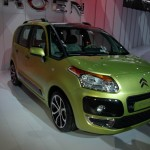 Citroen C3 Picasso BLACKCHERRY