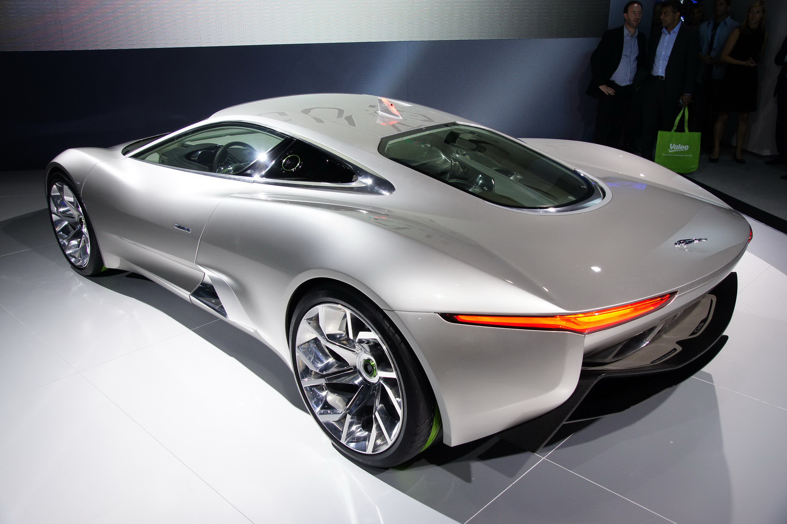 2011 Jaguar C X75 Concept Photos Specifications