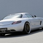 Hamann adds first bolt-on parts for Mercedes SLS AMG (1)