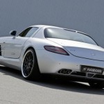 Hamann adds first bolt-on parts for Mercedes SLS AMG (2)
