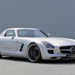 Hamann adds first bolt-on parts for Mercedes SLS AMG (3)