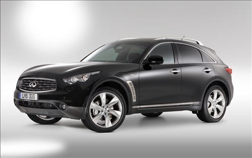Infiniti FX30d S 2010 car picture 2011 Infiniti FX30d S   Photos, Price, Specifications, Reviews