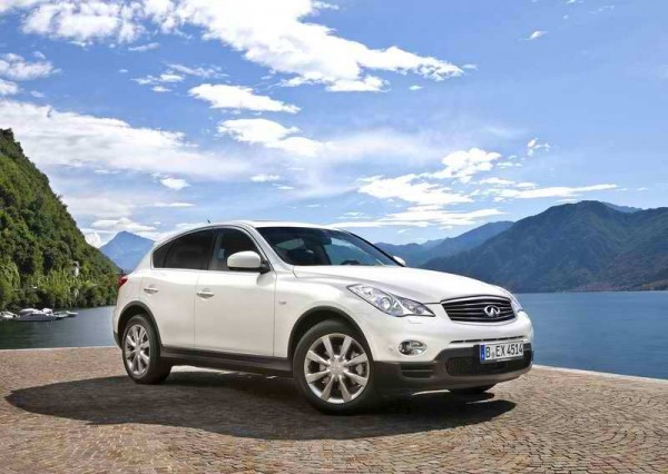Infiniti EX30d 2011 stylesauto 02 600x426 2011 Infiniti EX   Photos, reviews, Specifications, Price