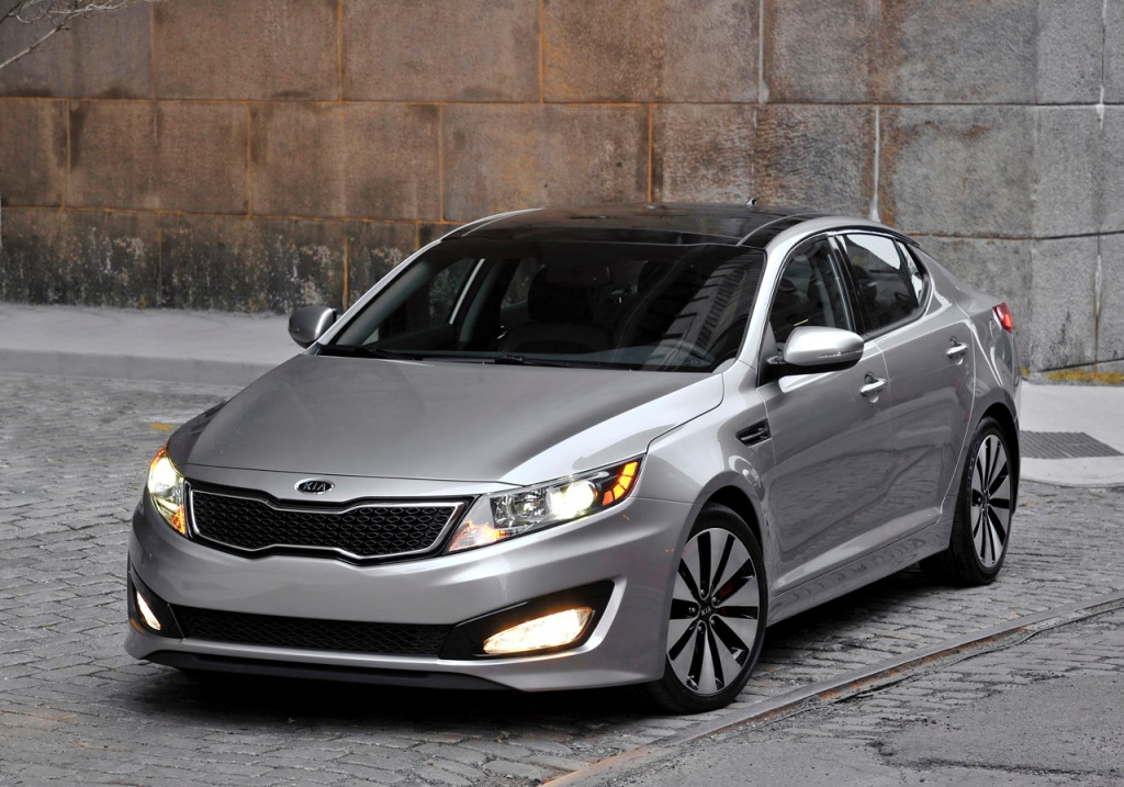 Kia Optima exterior images 2011 New Kia Optima  Photos,Price,Specifications,Reviews
