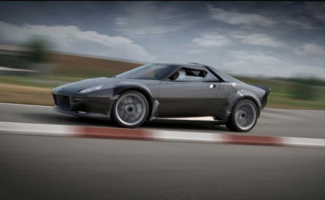 Lancia Stratos 2010 Side Speed 670x412 2011 Lancia Stratos  Photos,Specifications,Reviews