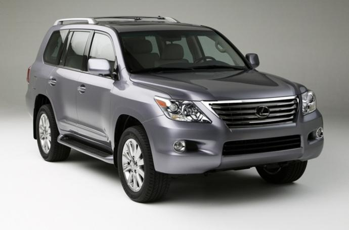 Lexus LX 570 90LEGED1 E 2011 Lexus LX 570   Photos, Price, Specifications, Reviews