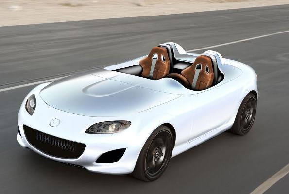 Mazda MX5 Superlight Sketch 2012 Mazda MX 5   Photos, Specifications, Reviews
