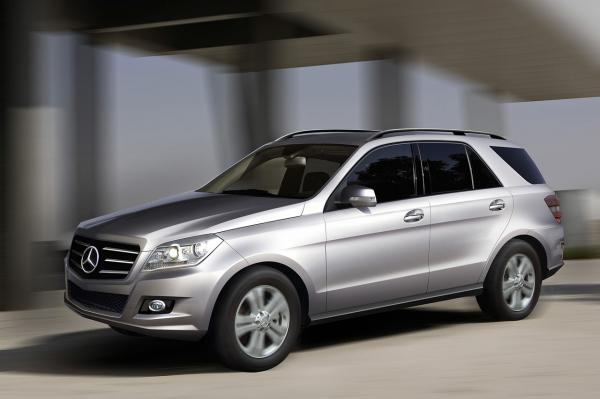 Mercedes ML 2011 001 th 2 2011 Mercedes M Class Grand Edition   Photos, Specifications, Reviews, Price